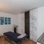 Behandlungsraum 1 Physiotherapie Praxis in Schweinfurt
