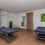 Behandlungsraum 2 Physiotherapie Praxis in Schweinfurt