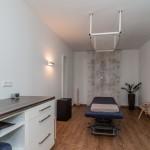 Behandlungsraum 3 Physiotherapie Praxis in Schweinfurt