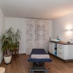 Behandlungsraum 4 Physiotherapie Praxis in Schweinfurt