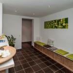 Wartebereich Physiotherapie Praxis in Schweinfurt